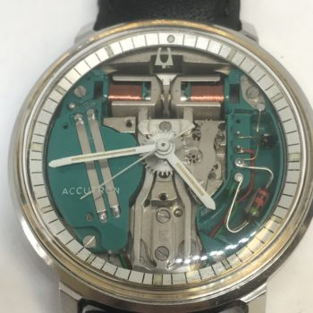 1971 Bulova Accutron 214 Spaceview